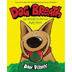 Dog Breath The Horrible Trouble with Hally Tosis (Hardback)-BuyBookBook