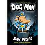Dog Man #1 (Hardback)-BuyBookBook