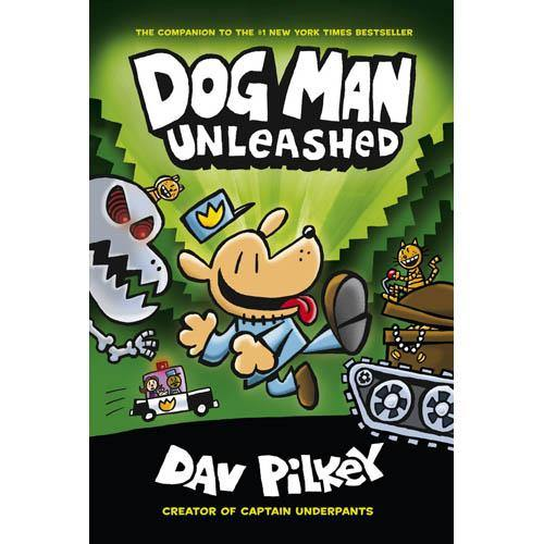 Dog Man #2 Unleashed-BuyBookBook