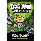 Dog Man #2 Unleashed (Hardback)-BuyBookBook