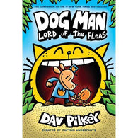 Dog Man #5 Lord of the Fleas (Paperback)-BuyBookBook