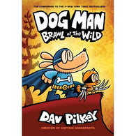 Dog Man #6 Brawl of the Wild (Paperback)-BuyBookBook