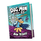 Dog Man #8 Fetch-22 (Hardback)-BuyBookBook