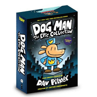 Dog Man The Epic Collection (4 Book)-BuyBookBook