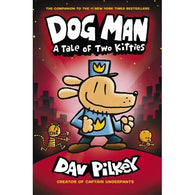 Dog man #3 A Tale of Two Kitties (Hardback)-BuyBookBook