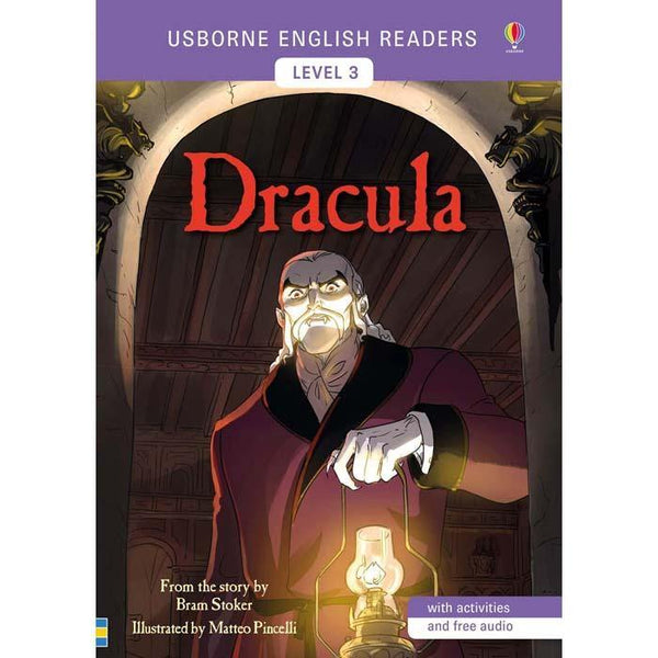Dracula (with Audio QR Code)-BuyBookBook