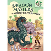 Dragon Masters #17 Fortress of the Stone Dragon (Branches)-BuyBookBook