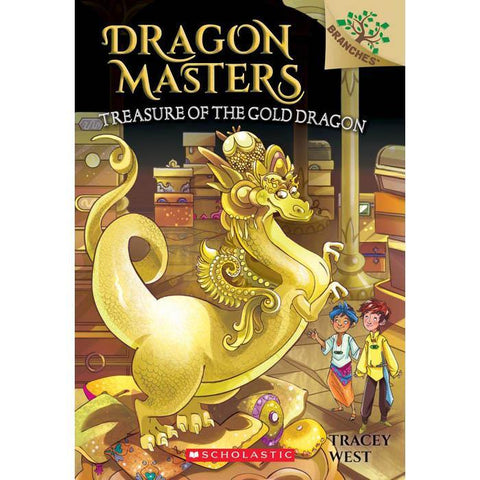 Dragon Masters #12 Treasure of the Gold Dragon (Branches)-BuyBookBook