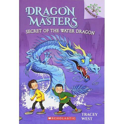 Dragon Masters #03 Secret of the Water Dragon (Book + CD)-BuyBookBook