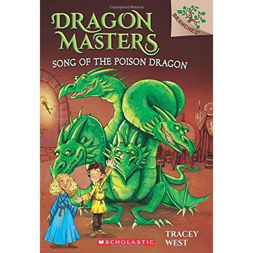 Dragon Masters #05 Song of the Poison Dragon-BuyBookBook