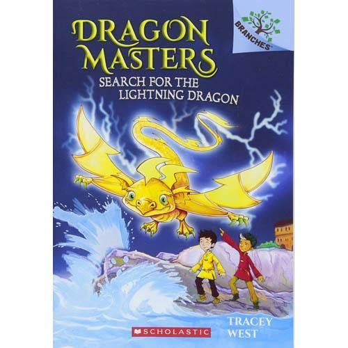 Dragon Masters #07 Search for the Lightning Dragon-BuyBookBook