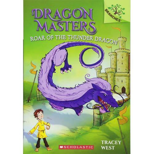 Dragon Masters #08 Roar of the Thunder Dragon-BuyBookBook