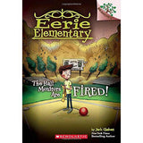 Eerie Elementary #08 The Hall Monitors Are Fired! (Branches)-BuyBookBook