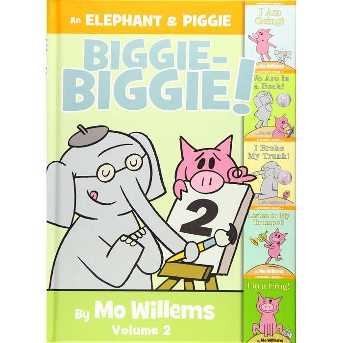 Elephant and Piggie Biggie Volume 2 (Mo Willems)-BuyBookBook