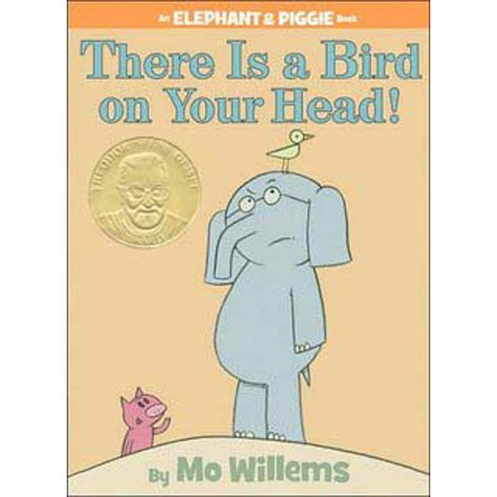 Elephant and Piggie There Is a Bird on Your Head! (Hardback)-BuyBookBook