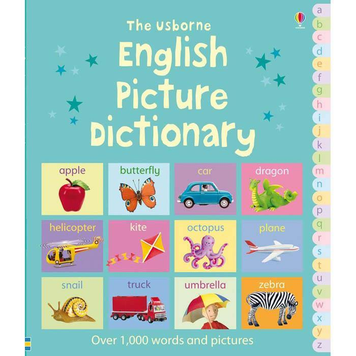 English Picture Dictionary-BuyBookBook