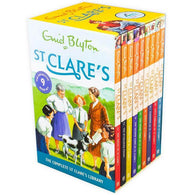 Enid Blyton's St Clare's Collection (9 book)-BuyBookBook