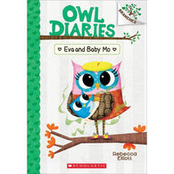 Owl Diaries #10 Eva and Baby Mo (Branches)-BuyBookBook