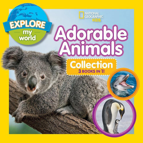 NGK Explore My World: Adorable Animals-BuyBookBook
