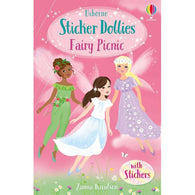 Sticker Dollies: Fairy Picnic-BuyBookBook