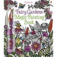 Usborne Fairy Gardens Magic Painting Book-BuyBookBook