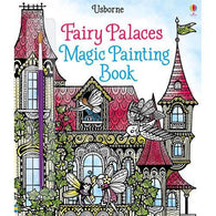 Usborne Fairy Palaces Magic Painting Book-BuyBookBook