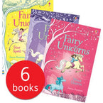 Fairy Unicorn Collection (6 Books)-BuyBookBook