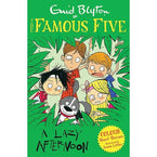 Famous Five Short Stories: A Lazy Afternoon (Full Color)-BuyBookBook