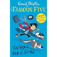 Famous Five Short Stories: George's Hair Is Too Long (Full Color)-BuyBookBook