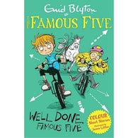 Famous Five Short Stories: Well Done, Famous Five (Full Color)-BuyBookBook