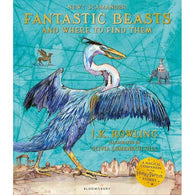 Fantastic Beasts and Where to Find Them Illustrated Edition (Paperback)-BuyBookBook
