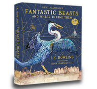 Fantastic Beasts and Where to Find Them Illustrated Edition-BuyBookBook