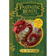 Fantastic Beasts and Where to Find Them: Hogwarts Library Book-BuyBookBook