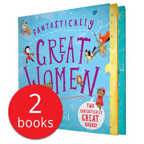 Fantastically Great Women Collection (2 book)-BuyBookBook