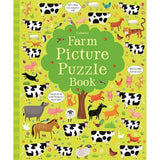 Farm Picture Puzzle Book-BuyBookBook