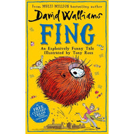 Fing (David Walliams) (Hardback)-BuyBookBook