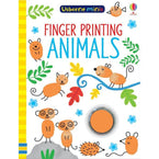 Finger printing animals (Mini)-BuyBookBook