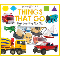 First Learning Play Set: Things That Go (First Learning Play Sets) (Hardback)-BuyBookBook