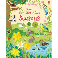 First Sticker Book Seasons-BuyBookBook