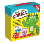 First Little Comics Guided Reading Lv A & B (20 book + 1 CD)-BuyBookBook