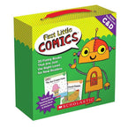 First Little Comics Guided Reading Lv C & D (20 book + 1 CD)-BuyBookBook
