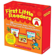 First Little Readers Parent Pack Level A (25 Book)-BuyBookBook