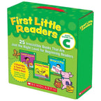 First Little Readers Parent Pack Level C (25 Book)-BuyBookBook