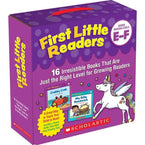 First Little Readers Parent Pack Level E F (16 Books)-BuyBookBook