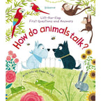 First Questions and Answers How do animals talk?-BuyBookBook