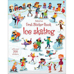 First Sticker Book Ice Skating-BuyBookBook