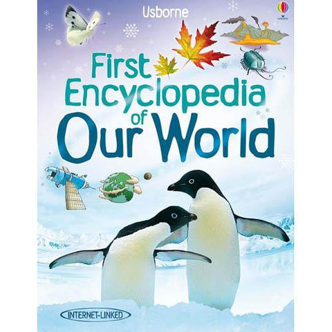 First Encyclopedia of our World-BuyBookBook