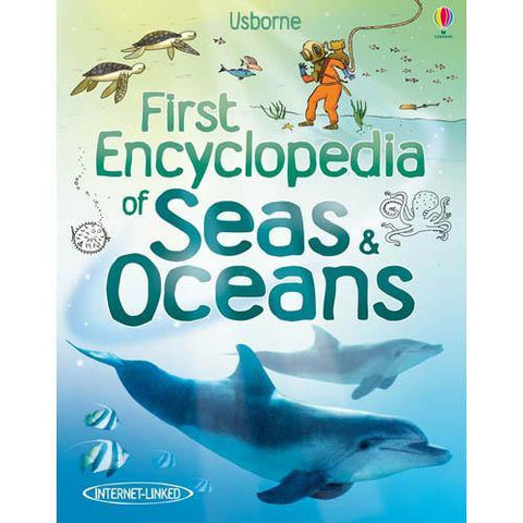 First Encyclopedia of Seas and Oceans-BuyBookBook