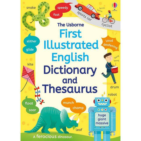 First illustrated dictionary and thesaurus-BuyBookBook
