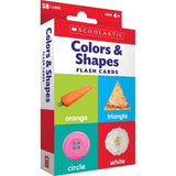 Flash Cards Colors and Shapes-BuyBookBook